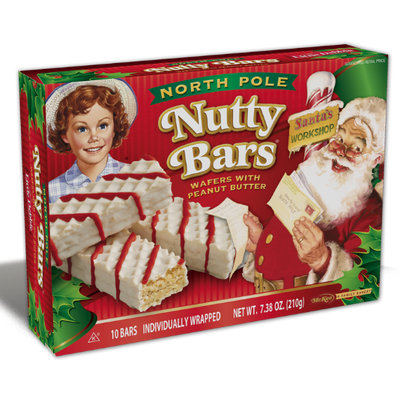 Little Debbie® North Pole Nutty Bars