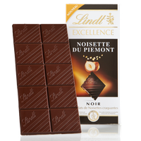 Lindt Roasted Hazelnut Excellence Bar