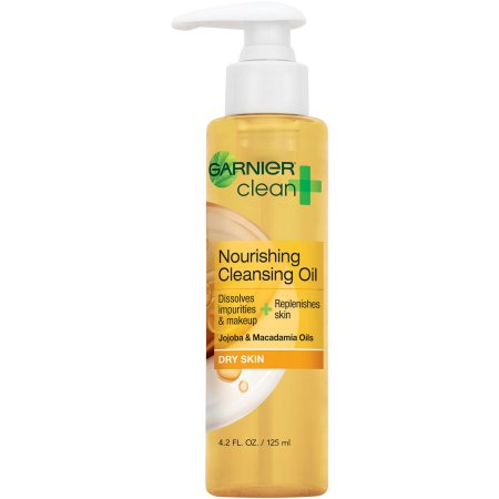 Garnier Clean+  Nourishing Cleansing Oil
