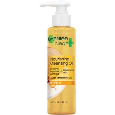 Garnier Clean+  Nourishing Cleansing Oil