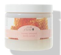 100% Pure Honey Almond Body Scrub