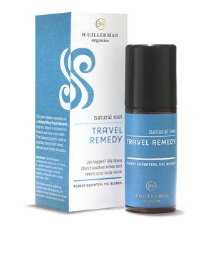 H. GILLERMAN Organics Natural Rest Travel Remedy