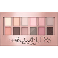 Maybelline New York Expert Wear The Blushed Nudes Shadow Palette
