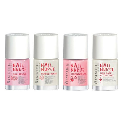 Rimmel London Nail Nurse Range