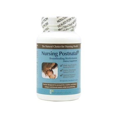 Fairhaven Health - Nursing Postnatal Breastfeeding Multivitamin - 60 Capsules