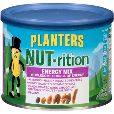 Planters Nut-rition Energy Mix Can