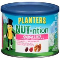 Planters Nut-rition Omega-3 Mix Can