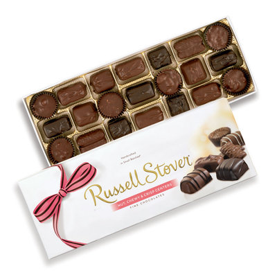 Russell Stover Nut, Chewy & Crisp Assortment,