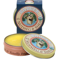 BADGER® Shea Butter Everyday Moisturizer with Nutmeg