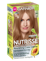 Garnier Ultra Coverage Nourishing Color Creme 800 - Almond Cookie