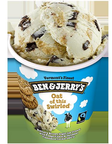 Ben & Jerry's® Oat of this Swirled™ Ice Cream