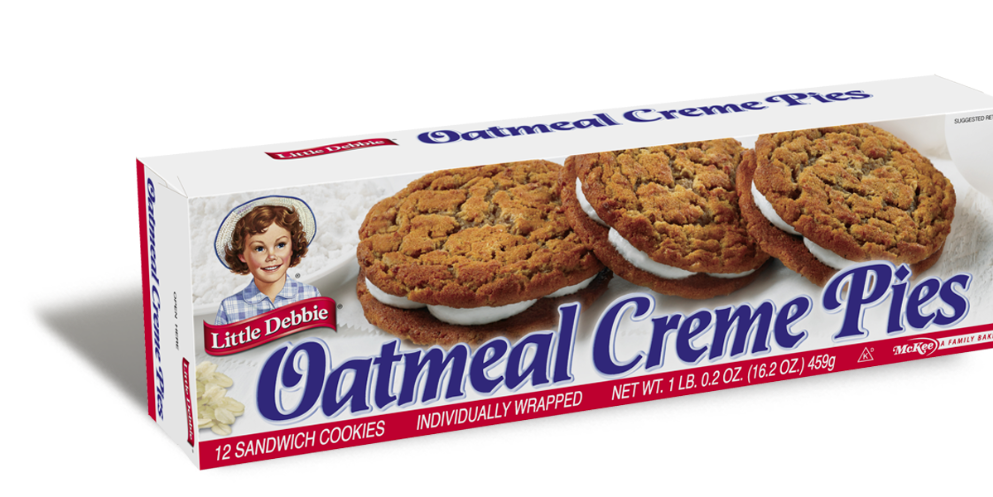 Little Debbie® Oatmeal Creme Pies