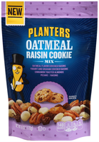 Planters Oatmeal Raisin Cookie Bag