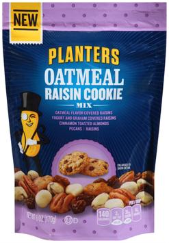 Planters Oatmeal Raisin Cookie Bag