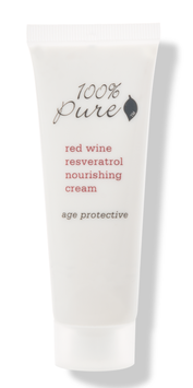 100% Pure Red Wine Resveratrol Nourishing Cream