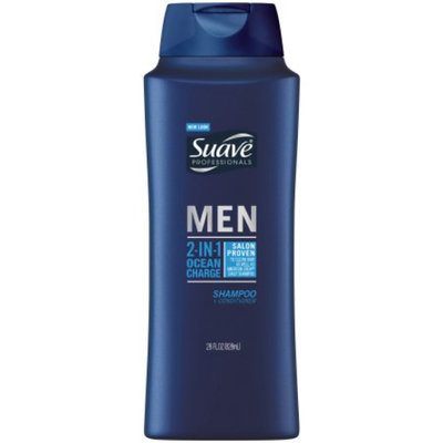 Suave® Professionals for Men 2-in-1 Shampoo + Conditioner