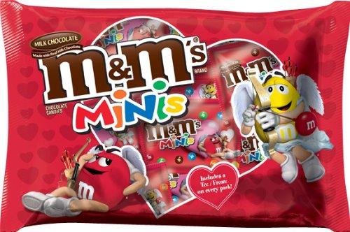 M&M's Minis Milk Chocolate Candy