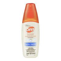 OFF! FamilyCare Summer Splash Spray