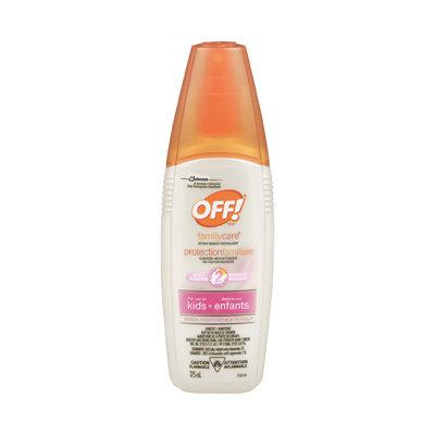 OFF! FamilyCare Tropical Fresh Spray For Kids, 5% DEET, 175 mL