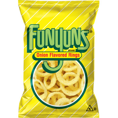 FUNYUNS® Onion Flavored Rings