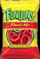 FUNYUNS® FLAMIN' HOT® Flavored Onion Rings
