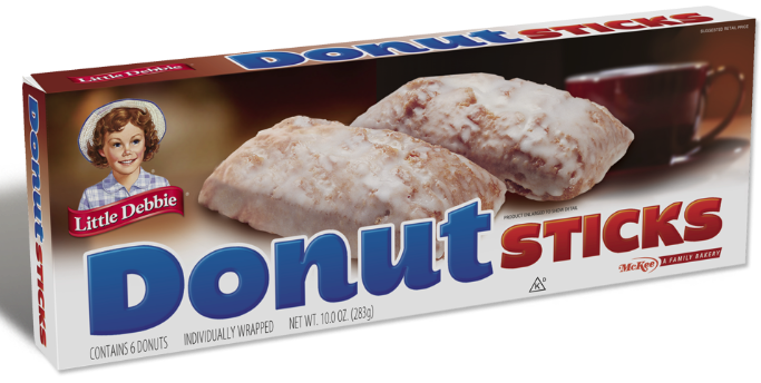 Little Debbie® Donut Sticks