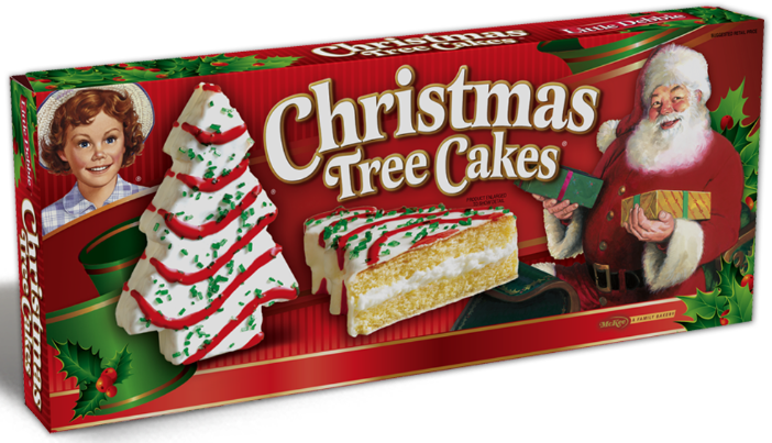 Little Debbie Vanilla Christmas Tree Cakes Reviews 2019