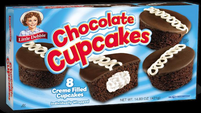 Little Debbie® Chocolate Cupcakes
