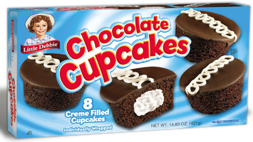 Little Debbie® Chocolate Cupcakes
