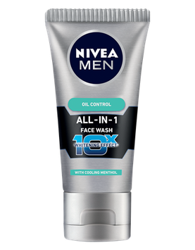 NIVEA All in One Face Wash