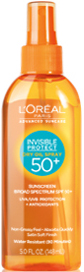 L'Oréal Paris Advanced Suncare Invisible Protect Dry Oil Spray 50+