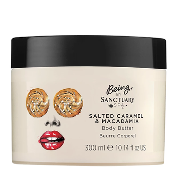 Being® By Sanctuary Spa Salted Caramel & Macadamia Body Butter