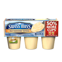 Swiss Miss® Old Fashioned Tapioca Pudding