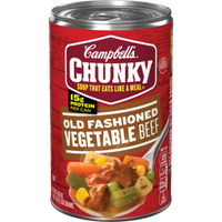 Campbell's® Old Fashioned Vegetable Beef Soup