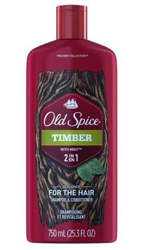 Herbal Essences Old Spice Timber with Mint 2 in 1 Shampoo and Conditioner