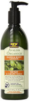 Avalon Organics Olive & Grape Seed Hand & Body Lotion