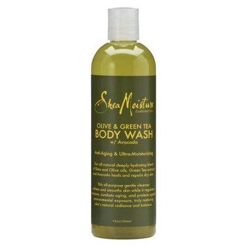 SheaMoisture Olive & Green Tea Body Wash