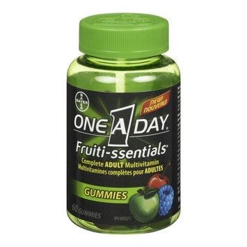 One A Day ® Fruiti-ssentials® Gummies