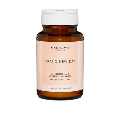 One Love Organics Brand New Day Microderma Scrub & Masque