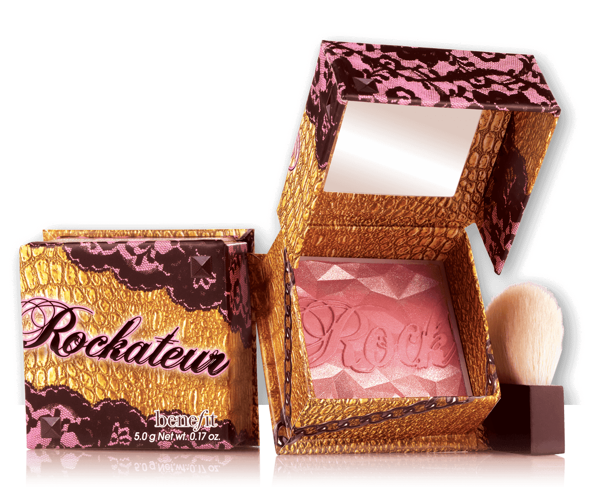 Benefit Cosmetics Rockateur Famously Provocative Cheek Powder