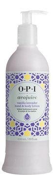 OPI - Avojuice Vanilla Lavender Hand & Body Lotion 20 oz