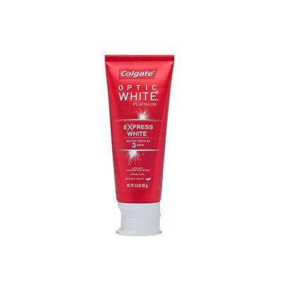 Colgate® OPTIC WHITE® PLATINUM™ EXPRESS WHITE Toothpaste Freshmint