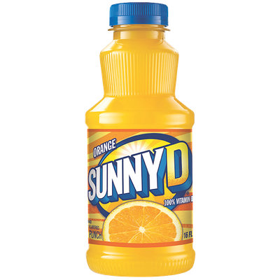 Sunny D Orange Citrus Punch
