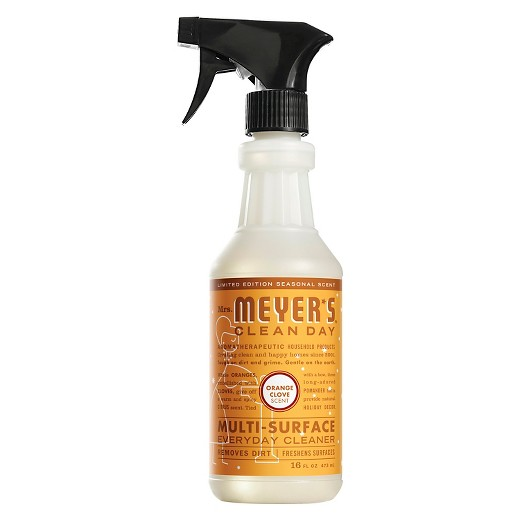 Mrs. Meyer's Clean Day Orange Clove Multi-Surface Everyday Cleaner