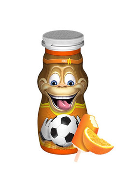 Danimals® Orange Cream Smoothie