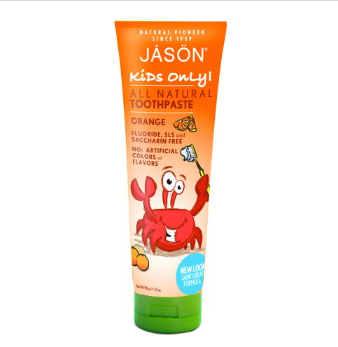JĀSÖN Orange Toothpaste