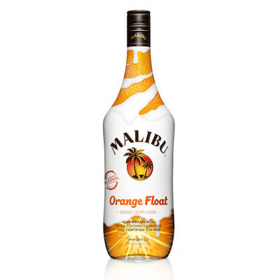 Malibu Orange Float