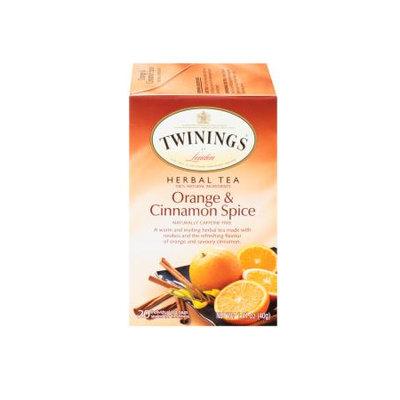 Twinings® OF London Orange & Cinnamon Spice Tea Bags