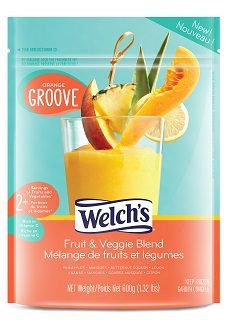 Welch's® Orange Groove Fruit & Veggie Blend