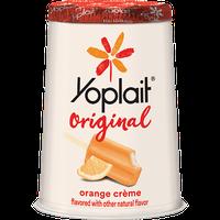 Yoplait® Original Orange Crème Yogurt